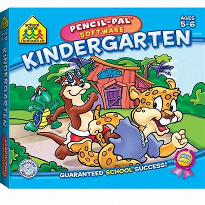 Kindergarten Pencil Pal Software Zone Math Schoolzone