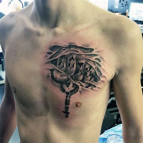 brilliant rosary tattoo ideas   meanings wild