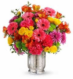 flower delivery service pleased as punch bouquet flower bouquets a