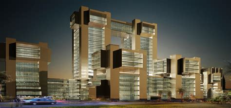 Urban City Centre Mohali Punjab Architect Magazine