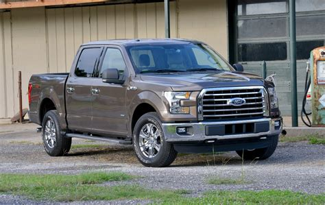2015 Ford F 150 Gas Mileage: Best Among Gasoline Trucks