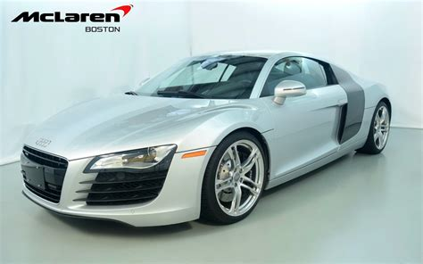 2009 Audi R8 by 2009 Audi R8 4 2l For Sale In Norwell Ma 002946 Mclaren
