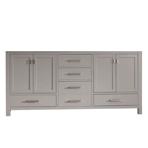 72 Inch Vanity Cabinet Only by Avanity Modero 72 In Vanity Cabinet Only In