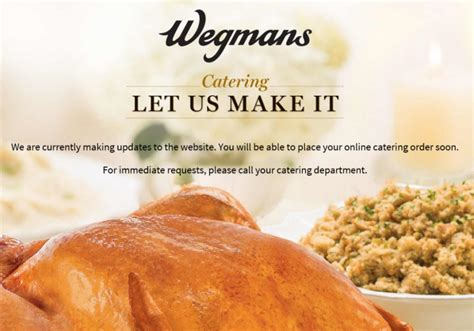 My whole foods dinner was lovely. Wegmans Christmas Dinner Catering / The Best Ideas for ...