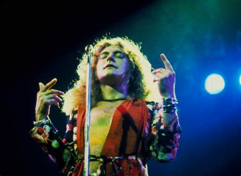 To Be A Rock And Not To Roll., Robert Plant, 1975