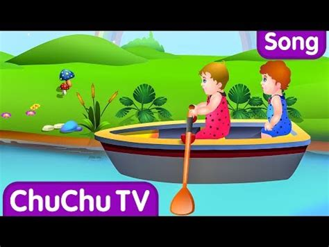 Row Row Your Boat Abc Kid Tv by Five Little Monkeys Jumping On The Bed Part 1 The