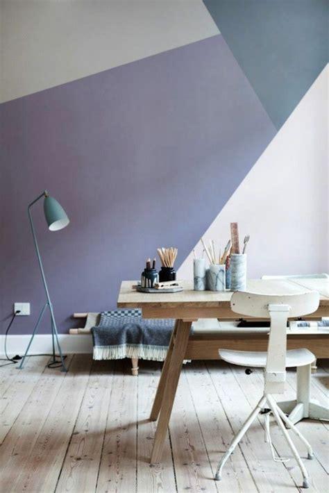 pastell wandfarben schicke moderne farbgestaltung