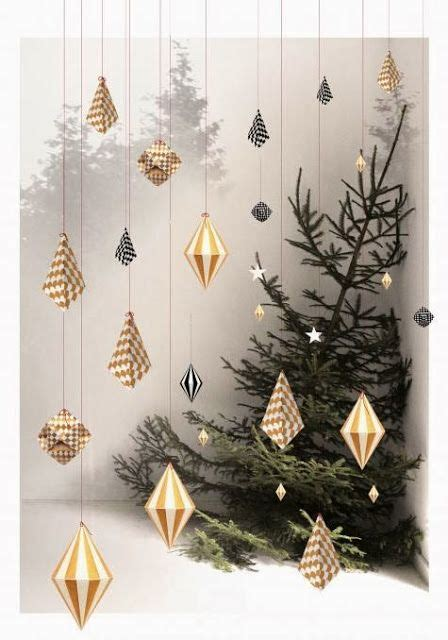 simple  images diy christmas ornaments christmas