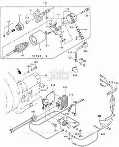Robin  Subaru Eh34 Parts Diagram For Electric Starter