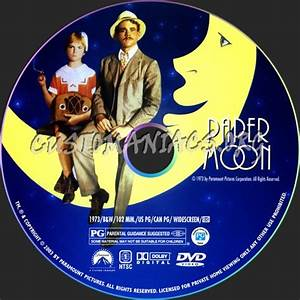 paper moon dvd label dvd covers labels by customaniacs With dvd label paper