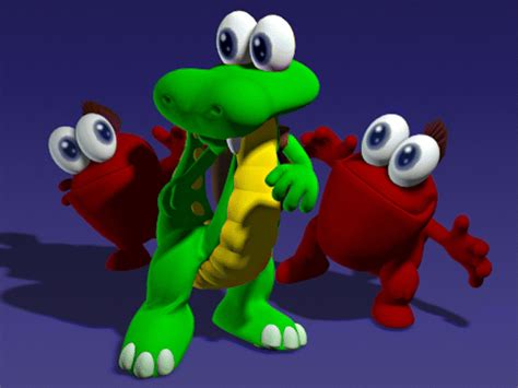 Croc Legend Of The Gobbos By Uncka On Deviantart