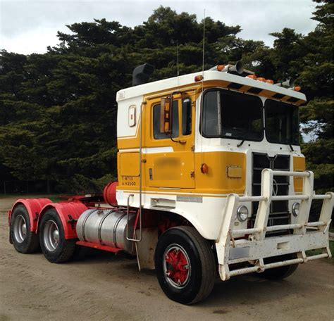 For Sale by 1977 Atkinson Prime Mover With 350 Cummins 15 Speed O D Led