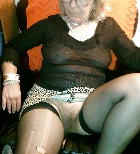 Gray Haired Whore 7 Pics