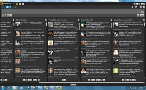 Adding Columns To Your Tweetdeck Social Dashboard