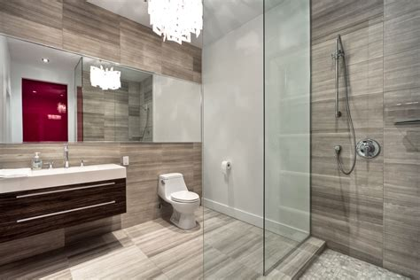 bathroom tile design ideas for small bathrooms 11 awesome modern bathrooms with glass showers ideas