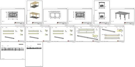 Carport Holz Bauanleitung Bauplanholz
