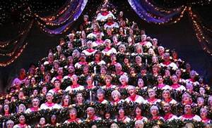 Discounted tickets to Portland s Singing Christmas Tree