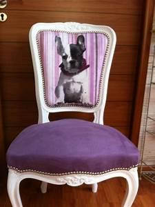 Tissu Pour Chaise : restaurer un fauteuil avec un tissu d 39 ameublement idee cadeau photo blog ~ Teatrodelosmanantiales.com Idées de Décoration