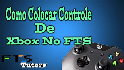 fts15 como colocar controle de xbox no fts youtube