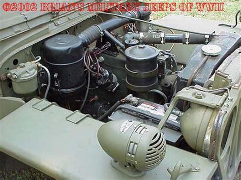 wwii jeep engine army surplus jeep kits autos post