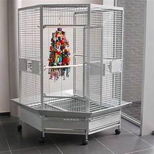 Cage A Perroquet : cages perroquets palace pour gris du gabon amazone cacatoes et aras achat su ~ Teatrodelosmanantiales.com Idées de Décoration