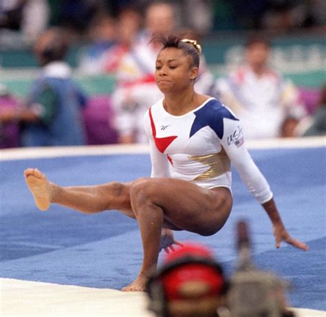 dominique moceanu floor routine atlanta olympics memorable moments gymnastics