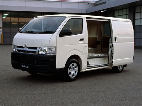 Toyota Hiace Photo by Car In Pictures Car Photo Gallery 187 Toyota Hiace Lwb