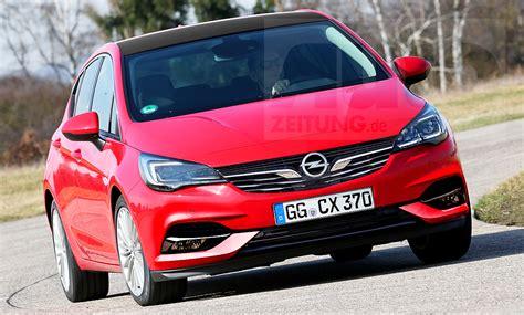 Opel Kleinwagen 2020 by Opel Astra K Facelift 2019 Neue Fotos Autozeitung De