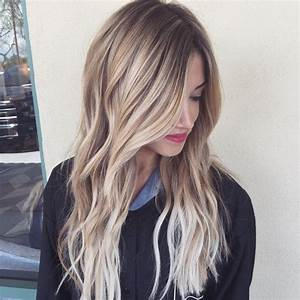 Balayage Ombré Blond : summer hair color trends what 39 s right for you ~ Carolinahurricanesstore.com Idées de Décoration