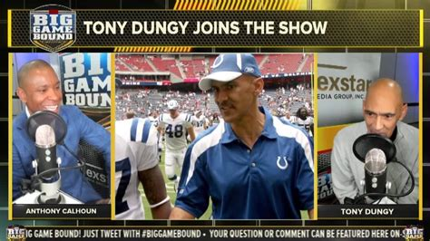 tony dungy shares peyton manning story family day