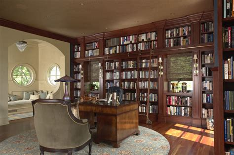 traditional home library library traditional home office minneapolis by erotas building corporation