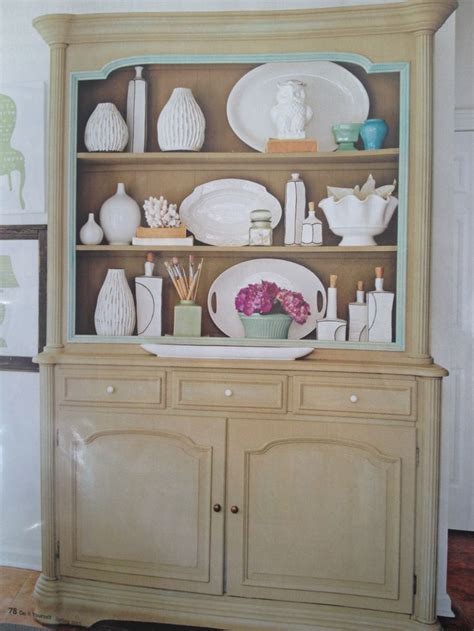 Kitchen Hutch Display by Best 25 Hutch Display Ideas On China Cabinet
