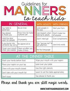 Best 25+ Table manners ideas on Pinterest