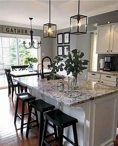 65, Beautiful, Farmhouse, Kitchen, Backsplash, Design, Ideas, 2019, 50, U00bb, Centralcheff, Co