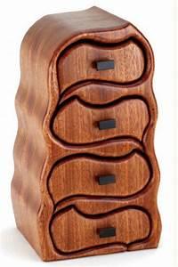 Boite A Bijoux Originale : la bo te bijoux en bois 43 photos de belles boites en bois ~ Teatrodelosmanantiales.com Idées de Décoration