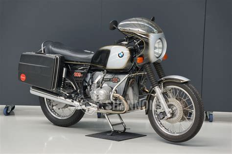 Motorcycle :  Bmw R90s 900cc Motorcycle Auctions