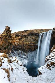 Skogafoss Waterfall Iceland