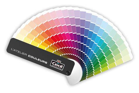 pas à pas apprendre à utiliser un nuancier de couleurs