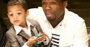 50 Cent's 2-Year-Old Son Sire Jackson Lands Modeling ...