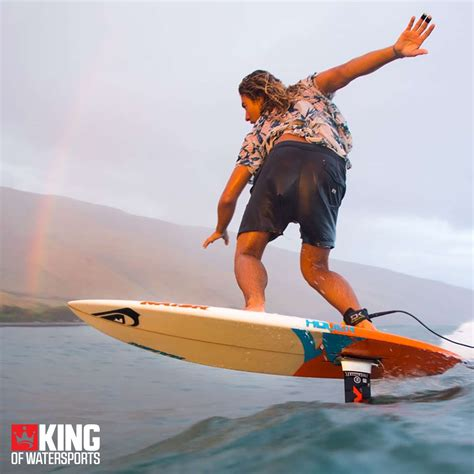 Naish Hover Surf 5'6 Comet PU 2019 Foilboard | King of ...
