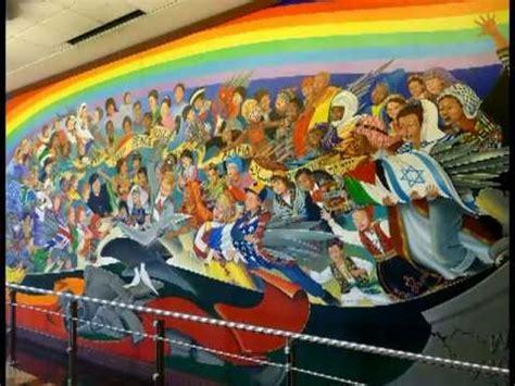 Denver Colorado Airport Murals by Denver Murals International Airport Colorado