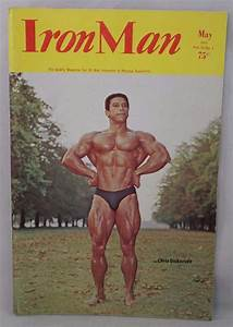 Ironman Body Building Muscle Magazine Chris Dickerson 5