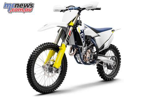 Enduro Te 250 And Husqvarna Moto Cross Fc 250 by 2019 Husqvarna Motocross Range Details Mcnews Au