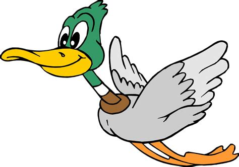 Free Pictures Of Cartoon Ducks, Download Free Clip Art