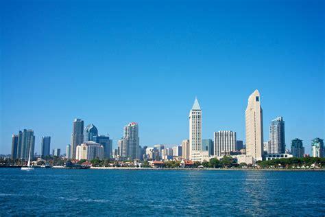 San Diego Skyline Free Stock Photo - Public Domain Pictures