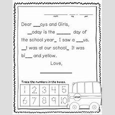 1000+ Ideas About Kindergarten Morning Messages On Pinterest  Morning Messages, Rhyming Words