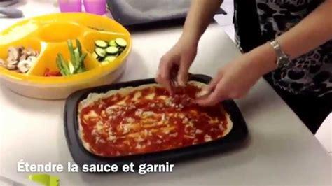 recette de cuisine tupperware recette tupperware rapide de pizza maison