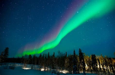 canada northern lights 6 best places to see the northern lights this year