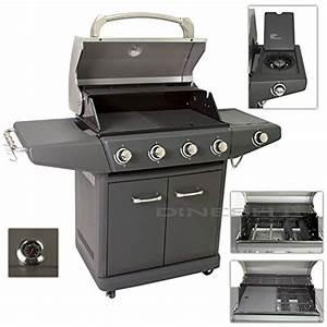 Bbq Gasgrill Test : di nesh flame gasgrill bbq barbecue grillwagen brenner test ~ Michelbontemps.com Haus und Dekorationen