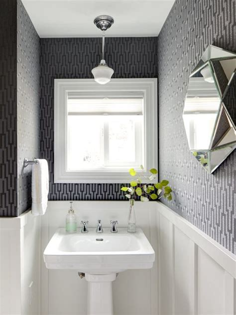small pedestal sinks for powder room traditional powder room design ideas remodels photos